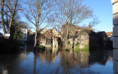 Blog: An unwanted Christmas present – The 2015 Boxing Day floods