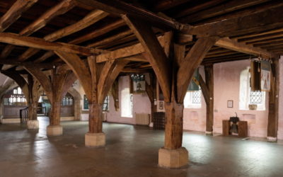 Hall Highlights: Going underground…the history of the Undercroft